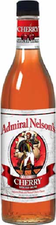 Admiral Nelsons Rum Cherry Spiced